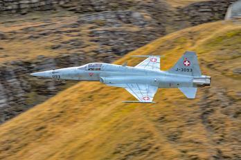 J-3093 - Switzerland - Air Force Northrop F-5E Tiger II