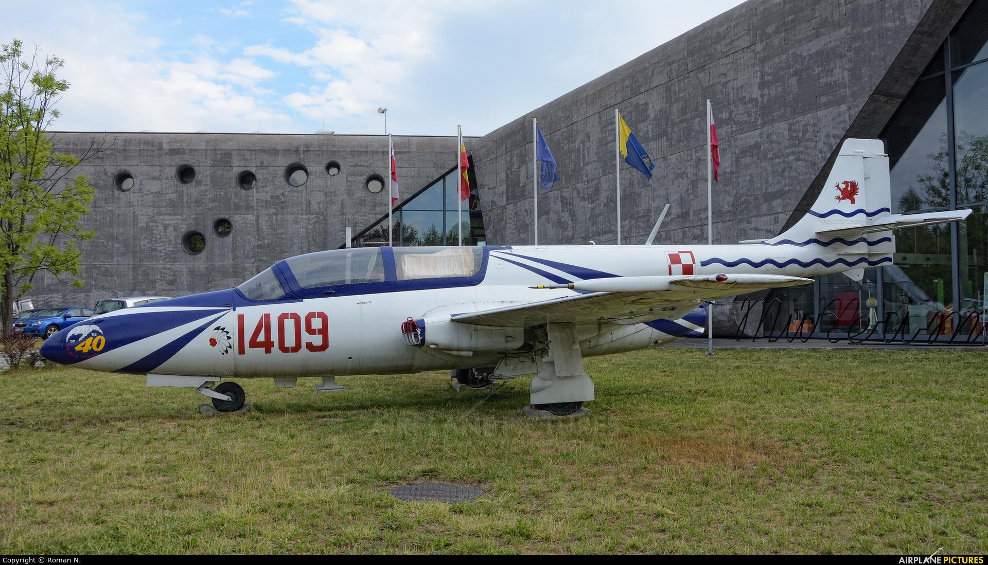 Poland - Air Force 1409 aircraft at Kraków, Rakowice Czyżyny - Museum of Polish Aviation