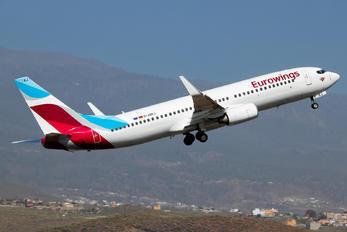 D-ABKJ - Eurowings Boeing 737-800