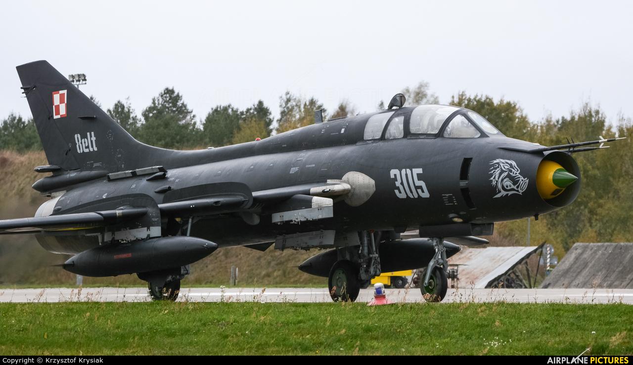 Poland - Air Force 305 aircraft at Gdańsk - Lech Wałęsa