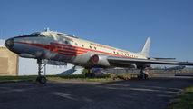 OK-LDA - CSA - Czech Airlines Tupolev Tu-104 aircraft