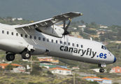 EC-KGI - CanaryFly ATR 72 (all models) aircraft