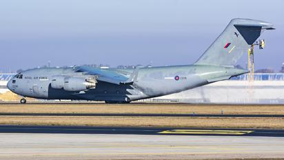 ZZ176 - Royal Air Force Boeing C-17A Globemaster III