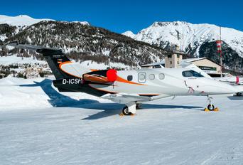 D-ICSH - Private Embraer EMB-500 Phenom 100