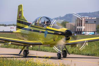 C-411 - Switzerland - Air Force Pilatus PC-9