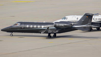 D-CFAL - Private Learjet 60