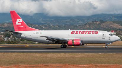 XA-ECA - Estafeta Carga Aerea Boeing 737-300SF