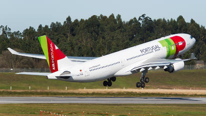 CS-TOG - TAP Portugal Airbus A330-200