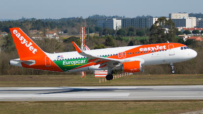 OE-IVV - easyJet Europe Airbus A320