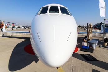 N327LX - Private Dassault Falcon 2000LX