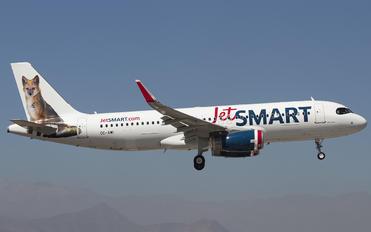 CC-AWI - JetSMART Airbus A320