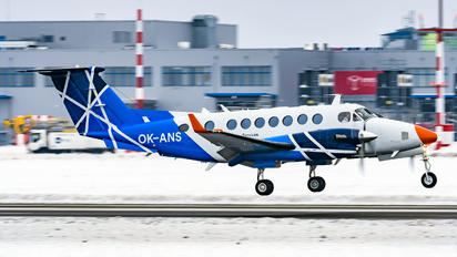 OK-ANS -  Beechcraft 300 King Air 350