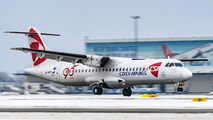 OK-NFU - CSA - Czech Airlines ATR 72 (all models) aircraft