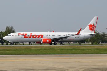 HS-LTI - Thai Lion Air Boeing 737-900ER