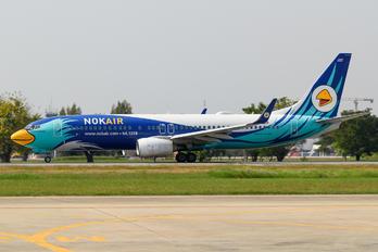 HS-DBP - Nok Air Boeing 737-800
