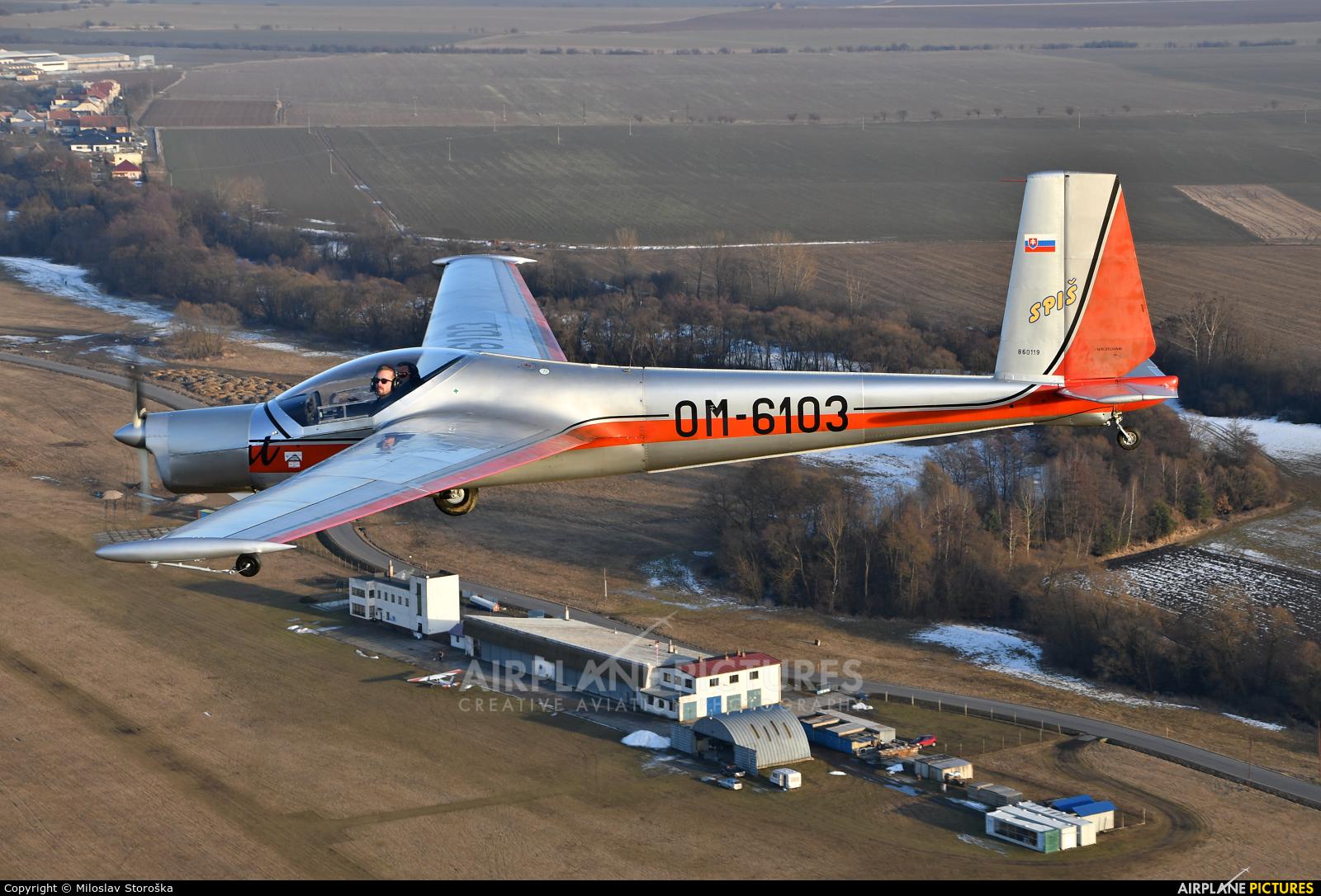 Aeroklub Spišská Nová Ves OM-6103 aircraft at In Flight - Slovakia