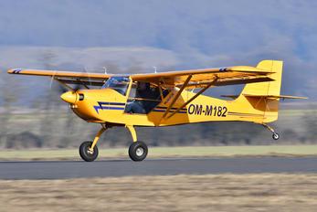 OM-M182 - Private Aeropro Eurofox 2K