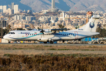 EP-ATU - Iran Aseman ATR 72 (all models)