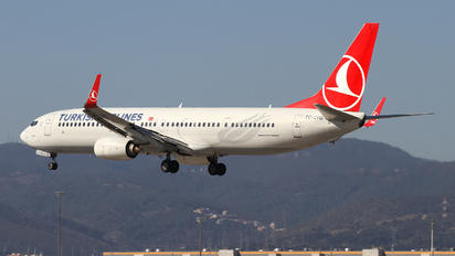 TC-JYG - Turkish Airlines Boeing 737-900ER