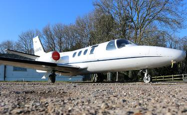 G-BWFL - Private Cessna 500 Citation
