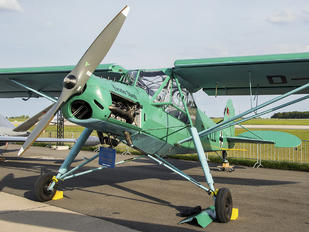 D-EKLU - Private Fieseler Fi.156 Storch