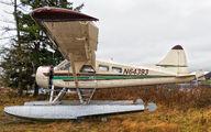 N64393 - Private de Havilland Canada DHC-2 Beaver aircraft