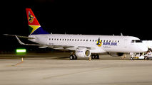 ZS-YAY - Airlink Airways (South Africa) Embraer ERJ-190 (190-100) aircraft