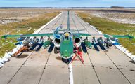 14 - Russia - Air Force Sukhoi Su-25SM3 aircraft