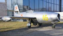 16 - Poland - Air Force Yakovlev Yak-23 aircraft