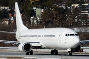 GetJet Boeing 737 visited Innsbruck title=