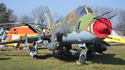 3305 - Poland - Air Force Sukhoi Su-22M-4