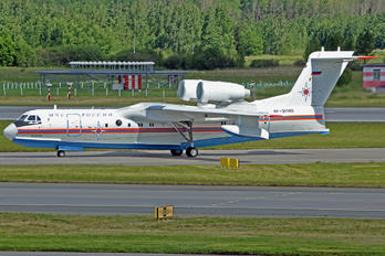 RF-31140 - Russia - МЧС России EMERCOM Beriev Be-200
