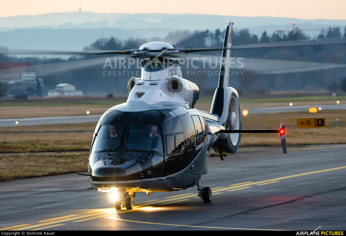 Starspeed G-SCOR aircraft at Bern - Belp