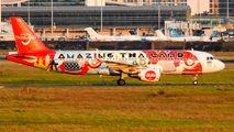 HS-ABD - AirAsia (Thailand) Airbus A320 aircraft
