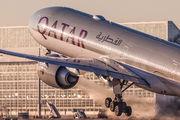 A7-BEL - Qatar Airways Boeing 777-300ER aircraft