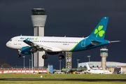 EI-DVN - Aer Lingus Airbus A320 aircraft