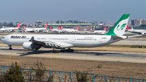 EP-MMF - Mahan Air Airbus A340-600 aircraft