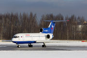 RA-42379 - Izhavia Yakovlev Yak-42 aircraft