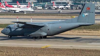 68-023 - Turkey - Air Force Transall C-160D