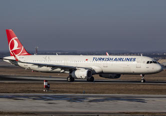 TC-JSF - Turkish Airlines Airbus A321