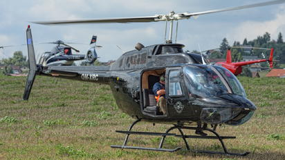 OM-XRC - Aerial Helicopter Agusta / Agusta-Bell AB 206A & B