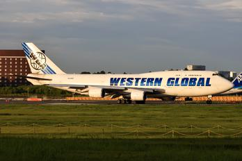 N344KD - Western Global Airlines Boeing 747-400BCF, SF, BDSF