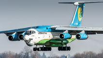 UK-76426 - Uzbekistan Airways Ilyushin Il-76 (all models) aircraft