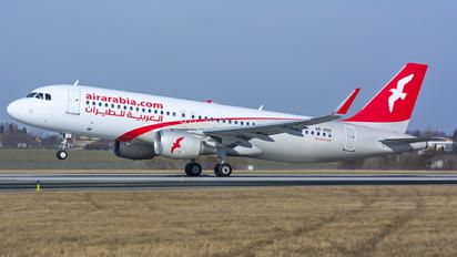 A6-AOO - Air Arabia Airbus A320