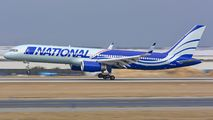 N567CA - National Airlines Boeing 757-200 aircraft