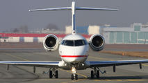 D-BUBI - Private Bombardier BD-100 Challenger 300 series aircraft