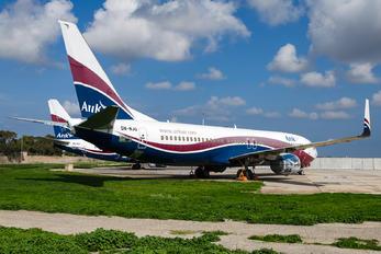 5N-MJQ - Arik Air Boeing 737-800