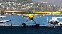 I-GEGE - Private Piper L-18 Super Cub aircraft