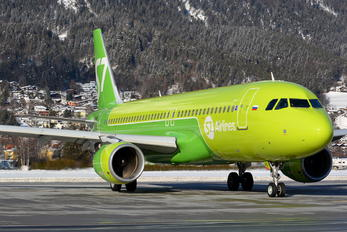 VQ-BRC - S7 Airlines Airbus A320