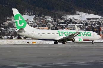 PH-HXO - Transavia Boeing 737-800
